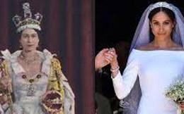 """Hơn 4 tháng sau đám cưới, Meghan tiết lộ bí mật giấu bên trong chiếc váy cưới hơn 6 tỷ đồng khiến người hâm mộ """"lịm tim"""" đòi học theo"""