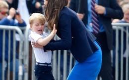 Đây là việc Công nương Kate Middleton luôn làm mỗi khi con mè nheo, cáu gắt và nó thực sự hiệu quả