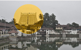 Đền Padmanabhaswamy và bí mật không ai biết đằng sau cánh cửa hầm kho báu