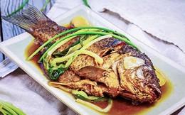 Từ khi được đầu bếp chỉ giáo, tôi có thêm bí kíp làm món cá chép ngon đến không ngờ này mà cách làm lại vô cùng đơn giản