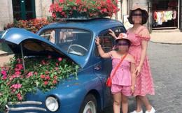 """Con gái nạn nhân bị cần trục rơi trúng tử vong ở Hà Nội: """"Mẹ đang trên thiên đàng"""""""