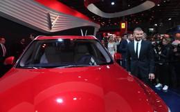 """David Beckham: Xe của VinFast """"quả là đáng kinh ngạc"""""""