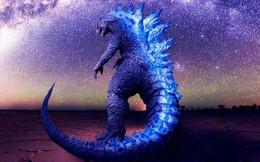 NASA đặt tên chòm sao mới là Godzilla: Các chòm sao ghép lại đúng thành hình Godzilla thật!