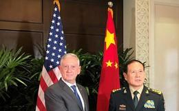Gặp gỡ Bộ trưởng Quốc phòng Trung – Mỹ: kết thúc trong bất đồng