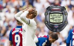 """""""Tiểu Ronaldo"""" gây thất vọng nặng nề, Real Madrid thua muối mặt ngay tại Bernabeu"""