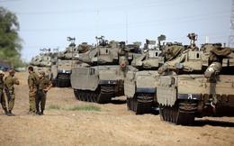"""Israel đưa 60 xe tăng, xe bọc thép tới biên giới, dải Gaza sắp """"bùng cháy"""""""