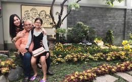Ngắm vườn rau sạch và hoa tươi vô cùng bình yên của vợ chồng nghệ sĩ Hồng Vân và Lê Tuấn Anh
