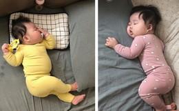 Slogan từ 1001 kiểu ngủ say của cậu nhóc Hàn Quốc: Chủ nhật chỉ cần ngủ đủ chứ chả cần ai!