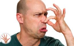 Khi 2 bộ phận này có mùi hôi, là dạ dày đường ruột của bạn đang có bệnh: Nên đi kiểm tra!