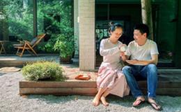 Cuộc sống hạnh phúc của cặp vợ chồng trong ngôi nhà vườn xanh mát, không điều hòa, không ti vi