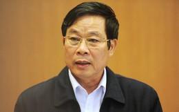 Xóa tư cách nguyên Bộ trưởng Thông tin và Truyền thông của ông Nguyễn Bắc Son