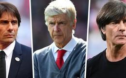 """Conte, Wenger và những ứng viên thay Lopetegui, ngồi """"ghế nóng"""" Real"""