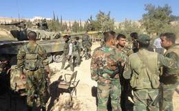 Chuẩn bị cho hòa bình, Syria đào tạo đặc nhiệm an ninh Bộ Nội vụ