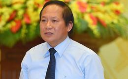 Thủ tướng trình đề nghị miễn nhiệm chức Bộ trưởng của ông Trương Minh Tuấn