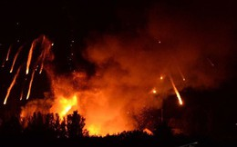 Nguyên nhân và hậu quả vụ hỏa hoạn trong kho vũ khí Ichnya của Ukraine