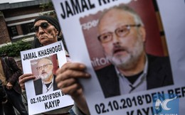 [NÓNG] Phát hiện thi thể của nhà báo Khashoggi dưới đáy giếng lãnh sự quán Ả Rập Saudi?
