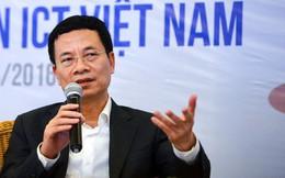 Phê chuẩn Bộ trưởng Bộ Thông tin và Truyền thông đối với ông Nguyễn Mạnh Hùng