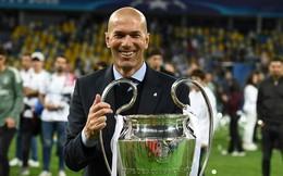 HLV Zidane trở lại dẫn dắt Real Madrid?