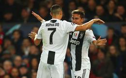 Ronaldo châm ngòi, Juventus nhấn chìm Old Trafford vào nỗi hoang mang khó tả