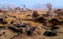 Israel khiến cả khối Ả rập khiếp sợ: Cuộc chiến cơ giới kinh hoàng nhất trong lịch sử