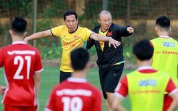 HLV Park Hang Seo cho Trọng Hoàng kết thúc tập huấn tại Hàn Quốc