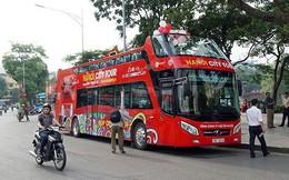 Hà Nội: Mỗi lượt chỉ 7 khách đi xe buýt hai tầng giá 6 tỷ đồng