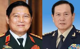 Bộ trưởng Quốc phòng Việt - Trung chuẩn bị hội đàm