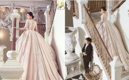 """Một gương mặt đình đám của """"hội con nhà giàu Việt"""" vừa hé lộ ảnh cưới đẹp như mơ ở Thái Lan"""