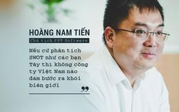 Chủ tịch FPT Soft Hoàng Nam Tiến: Các bạn startup nếu không thành công có thể về làm cho chúng tôi, còn thành công sẽ phải làm 20h/ngày, bị vợ giận, người yêu bỏ