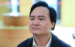 Bộ trưởng Phùng Xuân Nhạ nói gì về kết quả tín nhiệm thấp?