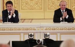 """Thủ tướng Italia gọi lệnh trừng phạt Nga của EU là """"quá lỗi thời"""""""