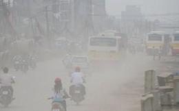 Không khí Hà Nội vượt ngưỡng gần nửa số ngày trong Quý 3/2018