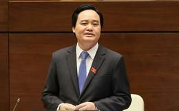 Bộ trưởng Phùng Xuân Nhạ: 'Cá nhân tôi là Bộ trưởng, tôi phản đối, kiên quyết chống tiêu cực'