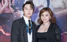 Lê Giang mặc đơn giản vẫn gây chú ý tại sự kiện của Duy Khánh