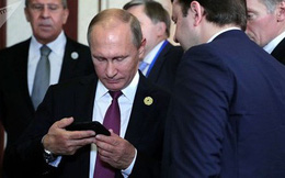Tiết lộ thói quen dùng điện thoại của các nhà lãnh đạo trên thế giới