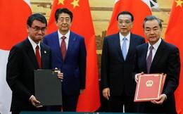Ông Donald Trump đẩy Trung - Nhật lại gần nhau