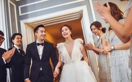 6 tháng sau bữa tiệc ngỡ tưởng hôn lễ, Chung Hân Đồng thông báo tháng 12 mới chính thức tổ chức đám cưới
