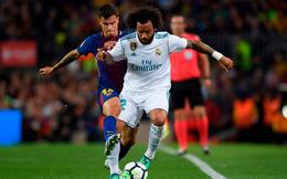 Vắng Ronaldo & Messi, El Clasico là cuộc chiến của những người Brazil