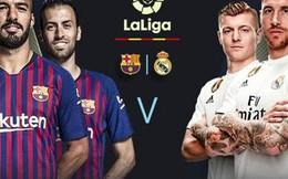 Barcelona vs Real Madrid: Không Messi - Ronaldo, Siêu kinh điển vẫn sẽ là Siêu kinh điển