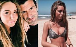 Con gái 19 tuổi của danh thủ nổi tiếng: Bị tung clip nóng mạo danh vì quá gợi cảm