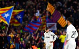 Không Messi, Barca vẫn xé nát vụn một Real Madrid đang trong cơn hấp hối