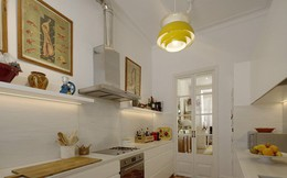 Căn hộ được cải tạo đẹp bất ngờ dù chỉ tận dụng lại toàn nội thất cũ