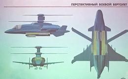 Lộ diện trực thăng có tốc độ 700 km/h của Nga