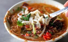 Asam Laksa - món ăn cực bình dân của Malaysia nhưng được xếp vị trí cao chót vót trong bảng ẩm thực thế giới