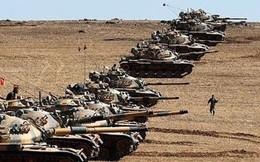 Toan tính của Mỹ-Thổ Nhĩ Kỳ khi tấn công Syria