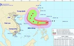Siêu bão Yutu mạnh ra sao khi vào Biển Đông?