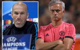 Dù Mourinho có ra sao, Zidane phải tránh xa Man United bằng mọi giá