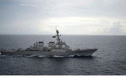 Trung Quốc gia tăng gây hấn tàu Mỹ tuần tra ở biển Đông