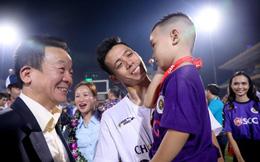 Bầu Hiển chờ Viettel cùng CLB Hà Nội tái hiện derby Thủ đô