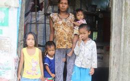 Bị chỉ trích vì nhà nghèo lại đẻ quá nhiều con, mẹ bầu 8 tháng có hoàn cảnh khó khăn cho biết sẽ triệt sản sau khi sinh